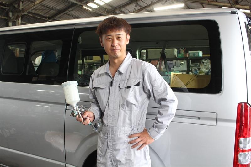 自動車鈑金(板金)・塗装・事故修理なら和歌山県橋本市の相互鈑金 ご挨拶